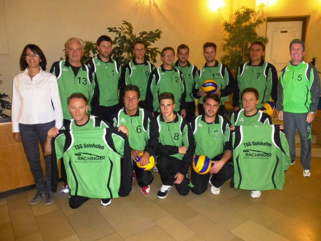 2014 Trainingsanzge  Rachinger